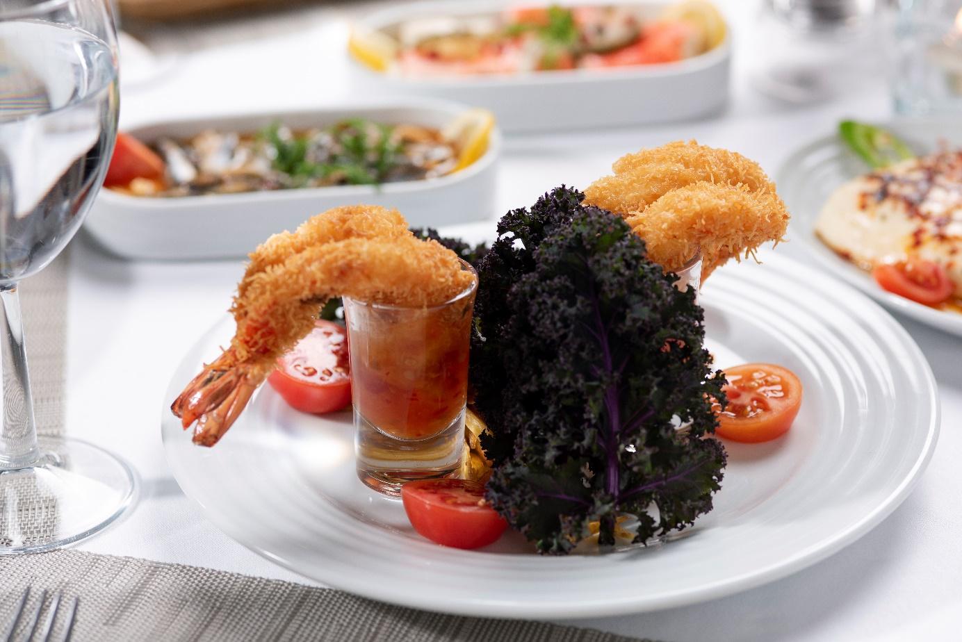 karides tempura